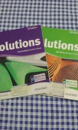 Libro Solutions segunda edición