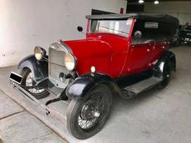Ford A Doble phaeton Cabrio 1929