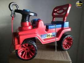 Carro montable para niño y niña. Domicilio gratis.