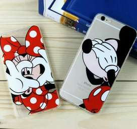 Case para iPhone 6,6s,7. Modelos Disney
