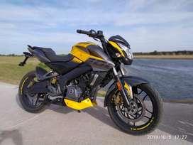 Bajaj Rouser Ns200 Fi con Abs