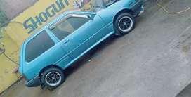 Se vende SUSUKI FORZA 1 modelo del 91 en buen estado color azul..