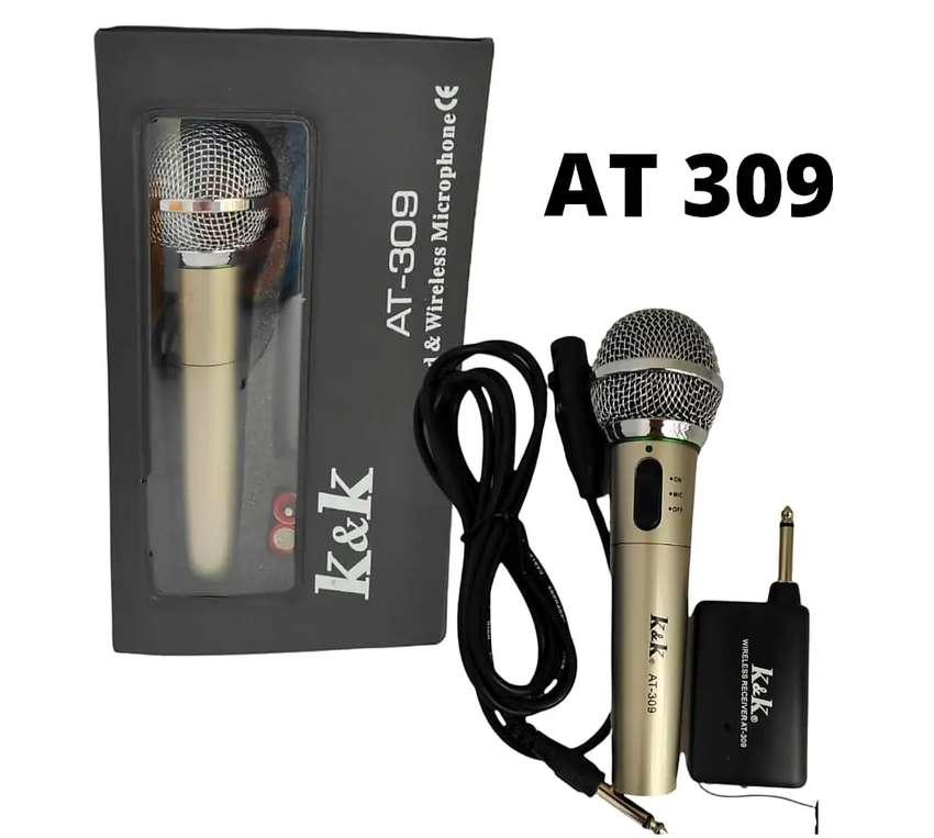 Micrófono alámbrico AT -309