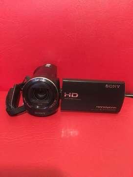 Filmadora de Mano Sony Hd