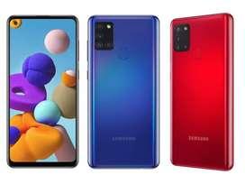 Celulares Samsung a21s nuevos