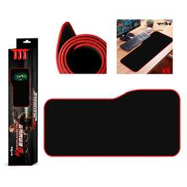 Pad Mouse Gamer K9 Extra Largo Antideslizante Gaming Pad