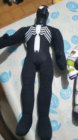 Vendo muñeco de hombre araña habla