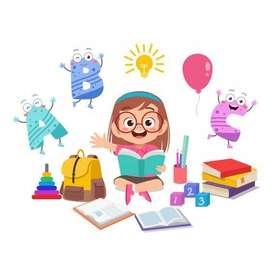 Asesoría de tareas, nivelación académica, preparación para exámenes,servicio personalizado y a domicilio.