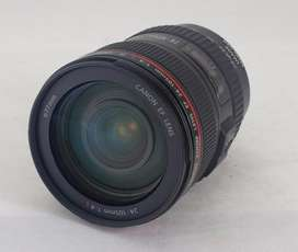 Canon 24 - 105mm F/4 perfecto estado
