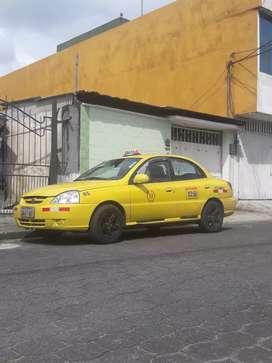 Se vende Taxi de cooperativa 12