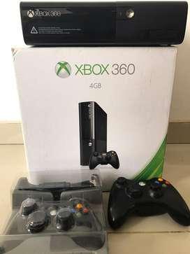 Xbox 360 mas controles mas dos juegos
