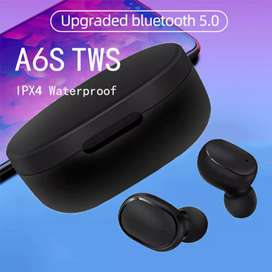 Audifonos bluetooth A6s