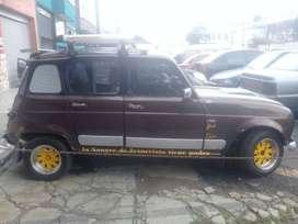 Renault 4 excelente estado