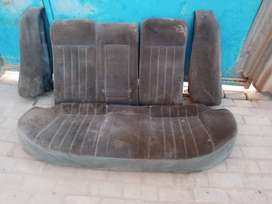 asientos de auto