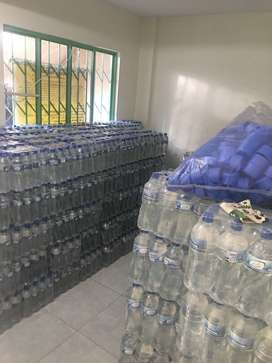 Empresa embotelladora de agua