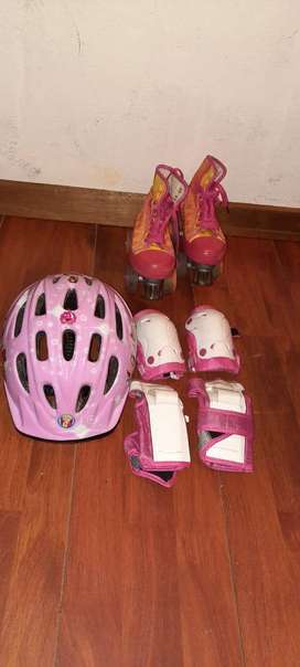 patines soy luna en buen estado  no tienen casi usb