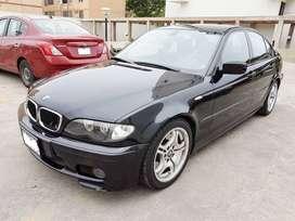 BMW 330i Sedán Pack M Poco Kilometraje