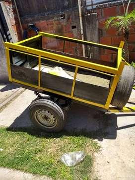 Vendo trailer para livianos