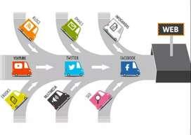 Quieres vender online? Necesitas una web profesional? aumentar seguidores en redes sociales?