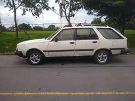 Renault 18 gtx break 2 litros