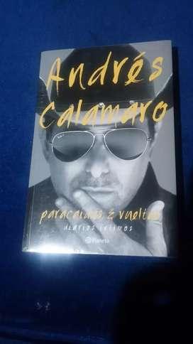 Libro Andrés Calamaro