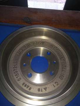 Rectificación de discos de frenos