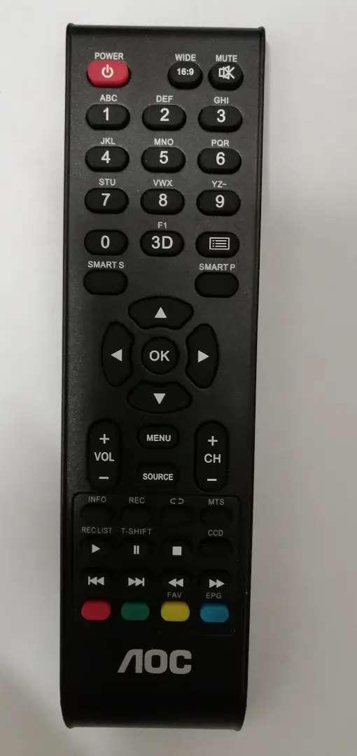 Control remoto AOC Smart TV 0