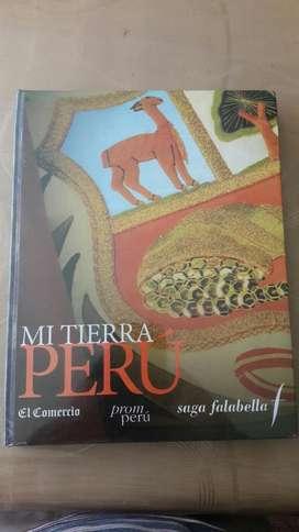 Enciclopedia Mi Tierra Perú