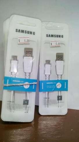 CABLE USB MICRO TIPO C(MICRO) SAMSUNG  TRANSFERENCIA 3.0