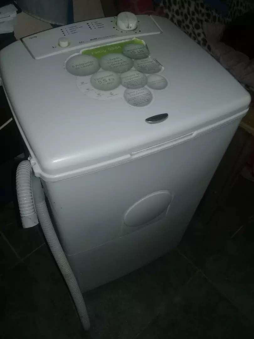 Vendo lavarropas semiautomatico Drean... 0