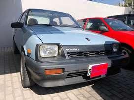 Suzuki forza 1 de aficion Nuevo