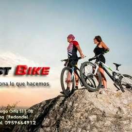 Servicio técnico de bicicletas