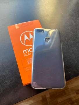 Celular Motorola Moto E6 Play NUEVO!