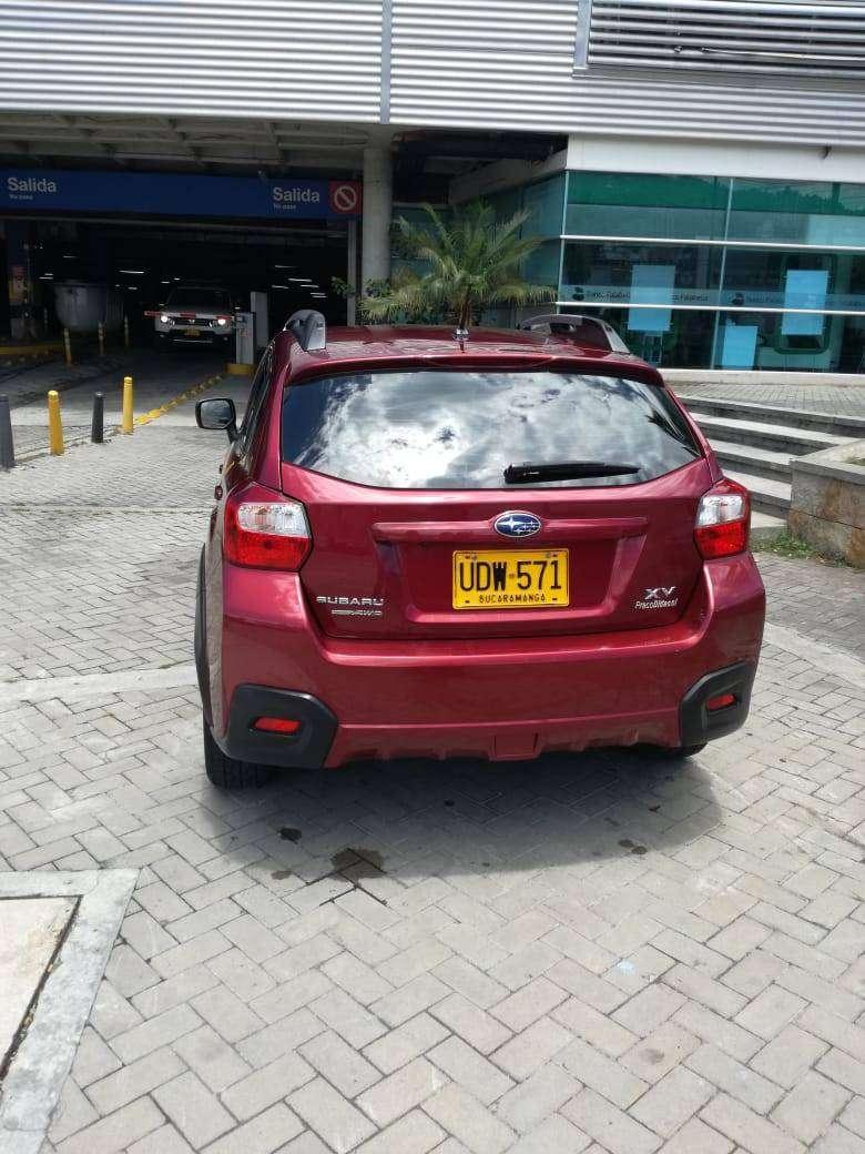 Subaru XV CVT 2016 automática 0