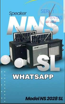 Radio am Fm recargable