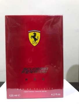 Perfume Scuderia Ferrari Red Nuevo Para Hombre