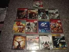 Juegos PS3 impecables