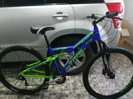 Bicicleta Ontrail Vector 29 Talla M 3x7