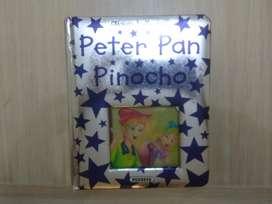 Libro Infantil Peter Pan Pinocho
