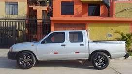 Nissan Frontier Mecánica Petrolera con Turbo intercooler Uso personal en Buenas condiciones
