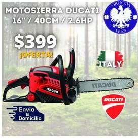 MOTOSIERRA DUCATI DCS 4200RS
