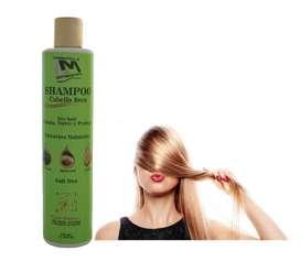 Shampoo Para Cabello Seco Con Iones Negativos LM x 340ml