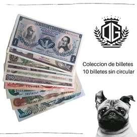 Colección de billete
