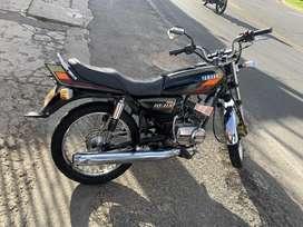 Vendo bonita moto rx 115
