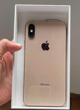 VENDO IPHONE XS 64GB COLOR ORO GOLD