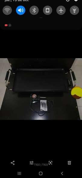 Plancha asadora electrica
