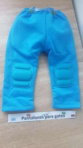 Pantalón especial para gateo