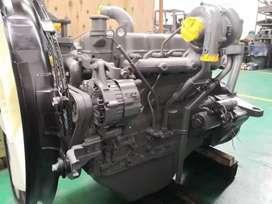 Planta eléctrica industrial ISUZU 6BG1