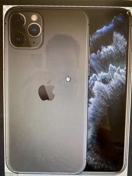 Iphone 11 pro max de 64 gb