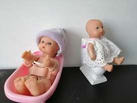 Muñecos nenucos originales